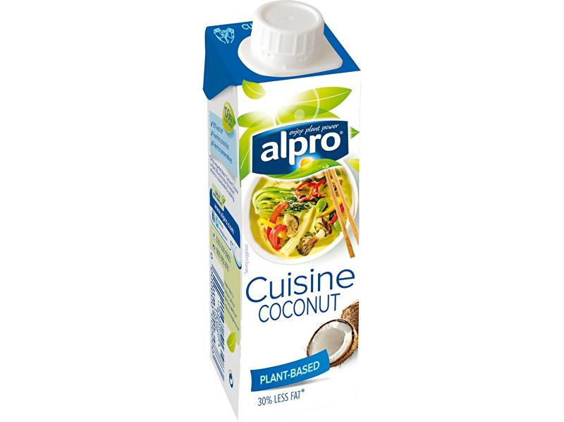 Zobrazit detail výrobku Alpro Coconut Cuisine - kokosová alternativa ke smetaně 250ml