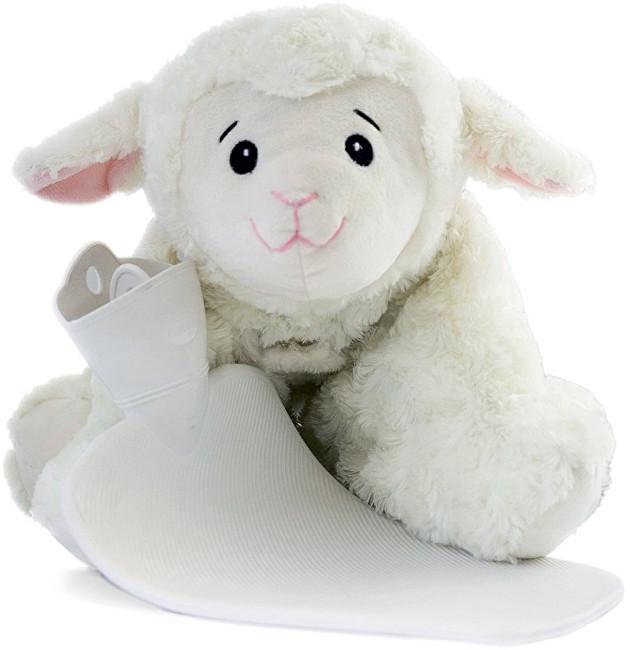 Zobrazit detail výrobku Hugo Frosch Classic 3 v 1 dětský termofor s polštářkem ovečka