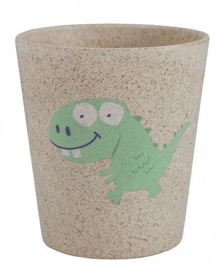 Jack N´ Jill Dětský zubní kelímek Dino