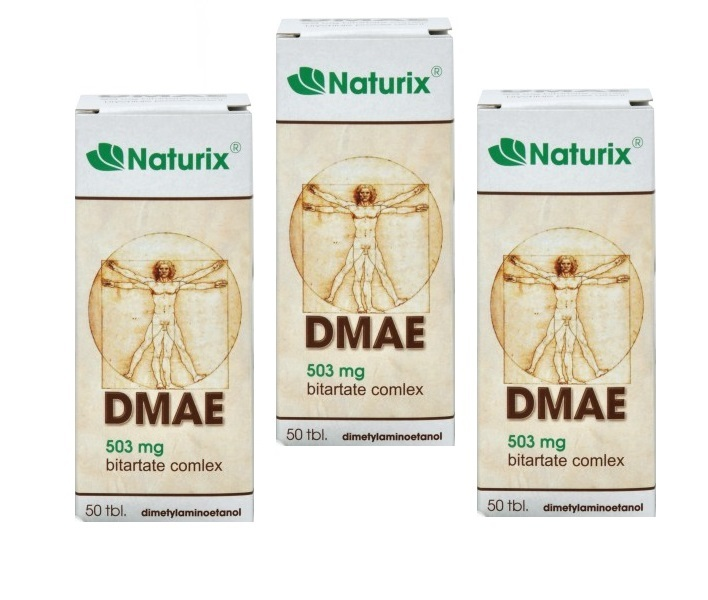 Naturix Vertisol DMAE 2 + 1 (150 tablet)