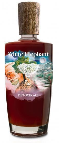 Zobrazit detail výrobku White Elephant Elixír - Detoxikace 500 ml