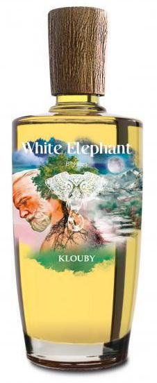 White Elephant Elixír - Klouby 500 ml