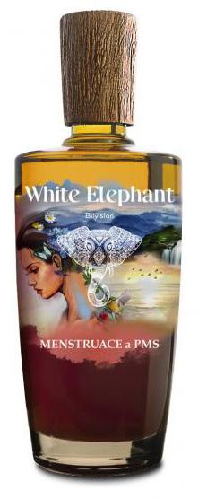 Elixír - Menstruace a premenstruační syndrom 500 ml