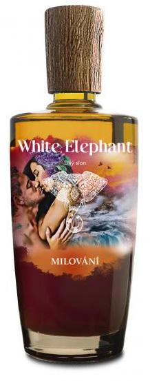White Elephant Elixír - Milování 500 ml