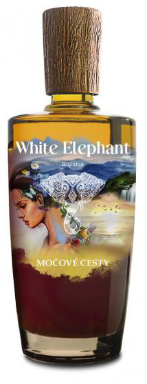 Zobrazit detail výrobku White Elephant Elixír - Močové cesty 500 ml