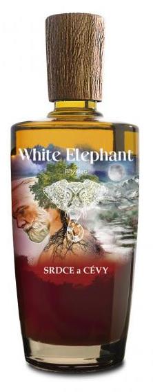 White Elephant Elixír - Srdce a cévy 500 ml