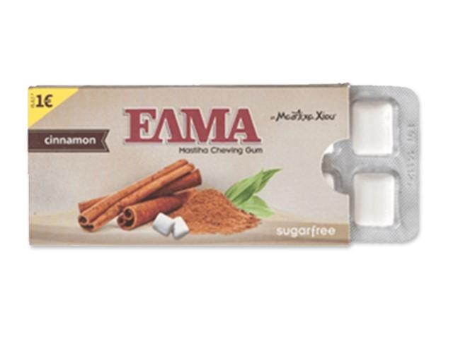 Zobrazit detail výrobku Mastic Life ELMA Cinnamon Chewing Gum 10 ks