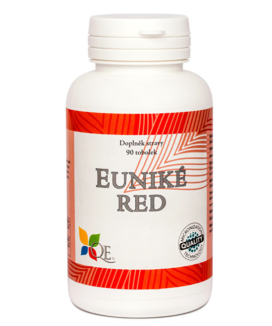 Queen Euniké Euniké Red 90 tobolek