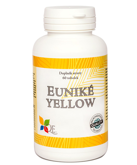 Queen Euniké Euniké Yellow