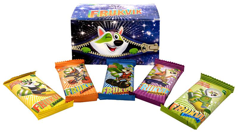 Zobrazit detail výrobku Pharmind Frukvik MIX pro děti 18 x 20 g
