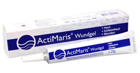 Zobrazit detail výrobku ActiMaris Gel na hojení ran 20 g