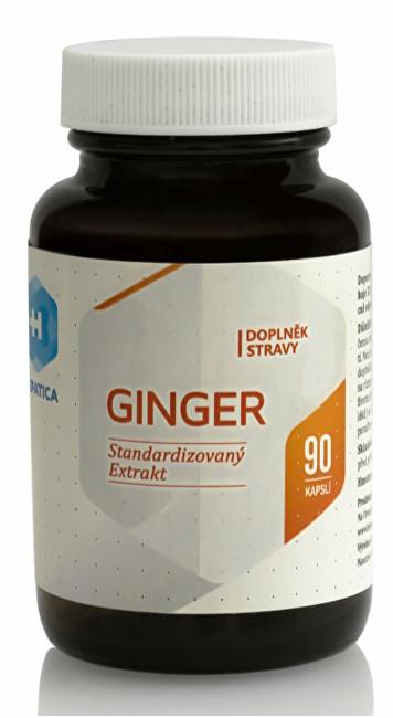 Zobrazit detail výrobku Hepatica Ginger 90 kapslí