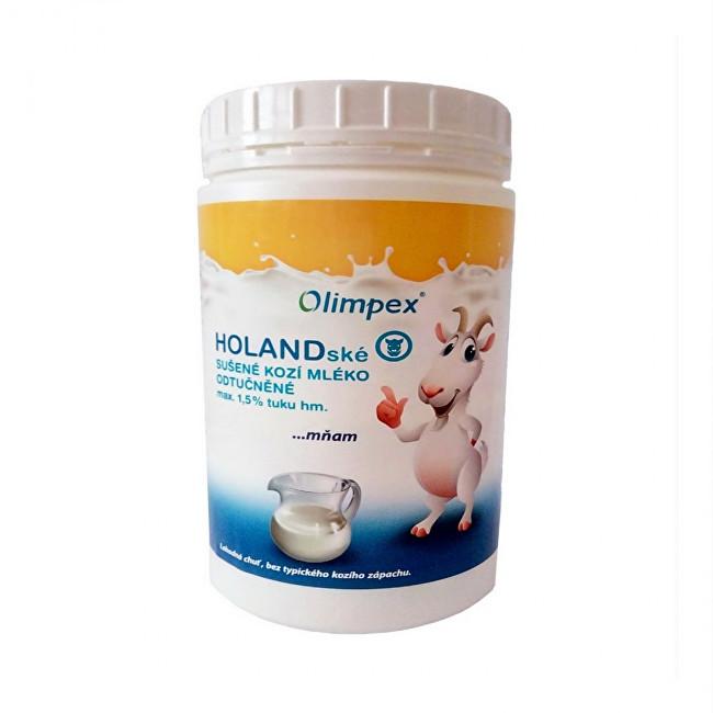 Zobrazit detail výrobku Olimpex s. r. o. Holandské sušené kozí mléko odtučněné 240 g