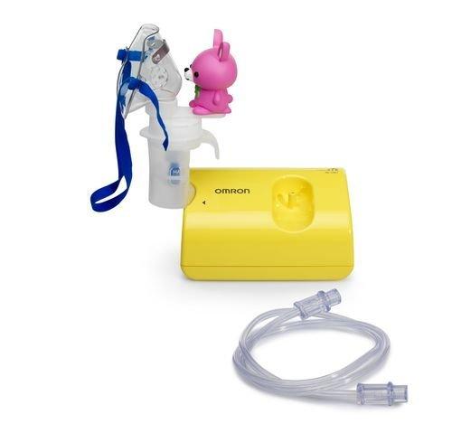 Zobrazit detail výrobku Omron Inhalátor C801-KD dětský, lehký, tichý