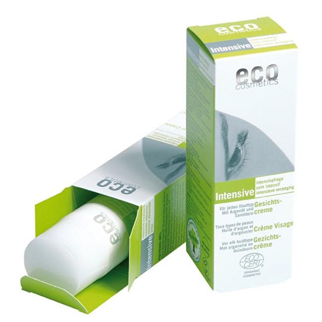 Zobrazit detail výrobku Eco Cosmetics Intenzivní pleťový krém BIO s cenným arganovým olejem 50ml