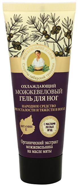 Babushka Agafia Jalovcový gel na chodidla 75 ml