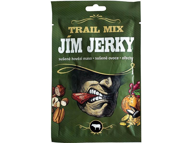 Jim Jerky Jerky Trail mix hovězí 35 g B30
