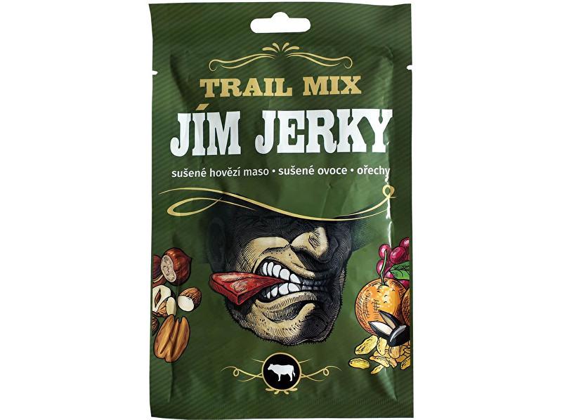 Zobrazit detail výrobku Jim Jerky Jerky Trail mix hovězí 35 g B30