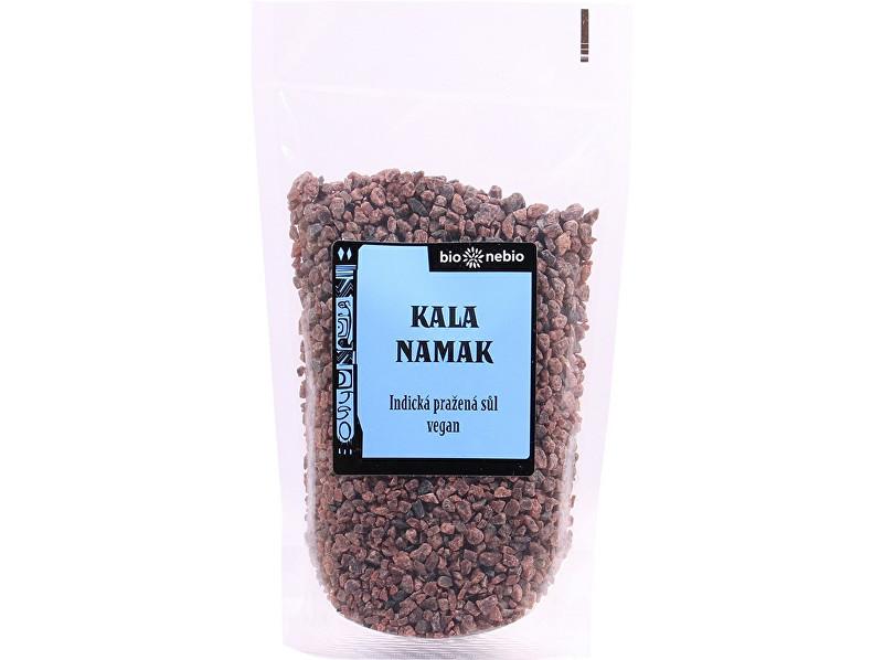 Bio nebio s. r. o. Kala Namak černá indická sůl 300 g