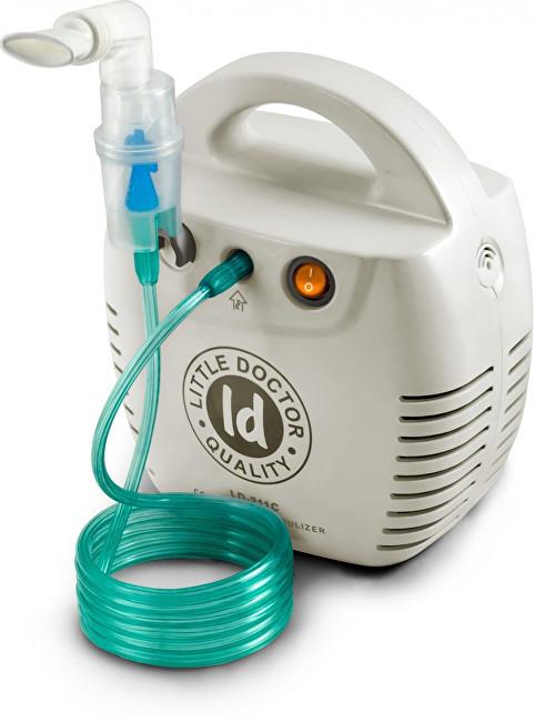 Kompresorový inhalátor LD-211C - bílý