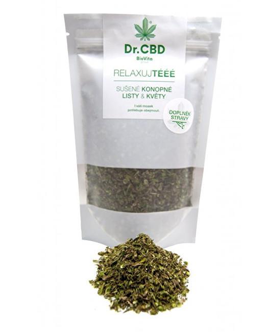 Zobrazit detail výrobku BioVita Konopný čaj Relaxujtééé 40 g