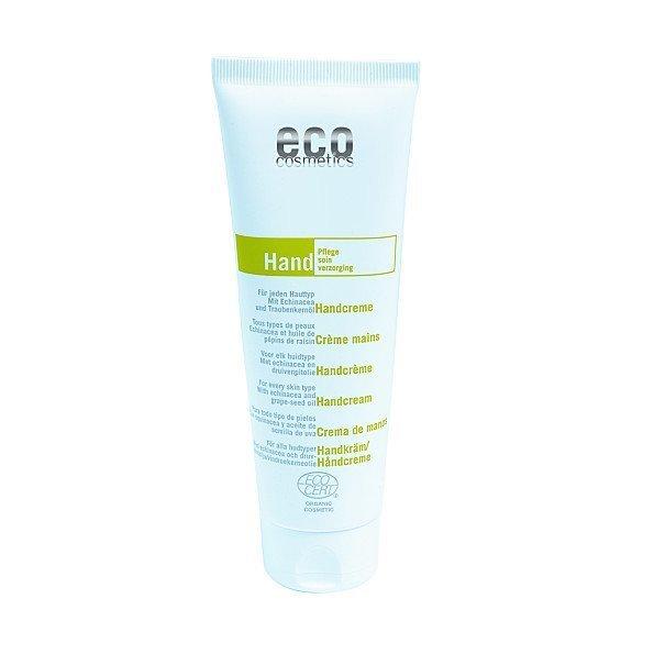 Eco Cosmetics Krém na ruce BIO s echinaceou a hroznovým olejem 125ml