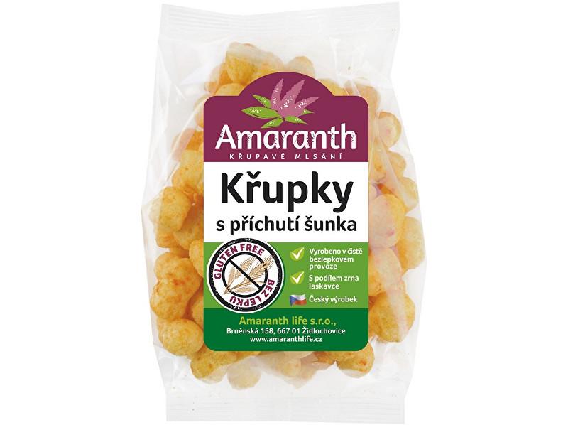 Zobrazit detail výrobku Amaranth life Křupky šunka 70g