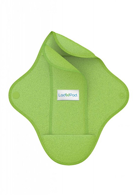 LadyPad Látková vložka s vkládací vložkou (L) mátová