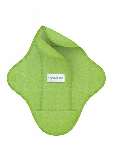 Zobrazit detail výrobku LadyPad Látková vložka s vkládací vložkou (M) bílá - SLEVA - poškozená etiketa