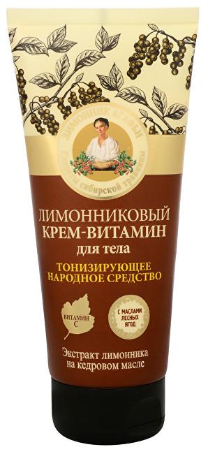 Limonnik tonizující tělový krém 200 ml