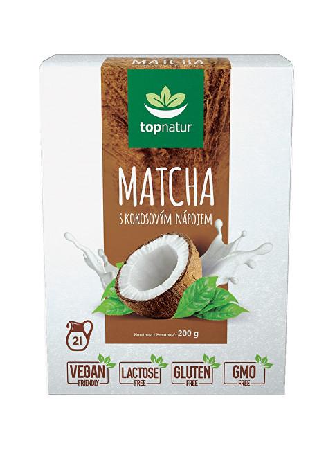 Matcha s kokosovým nápojem 200 g