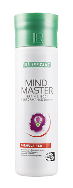 Mind Master Formula Red 500 ml