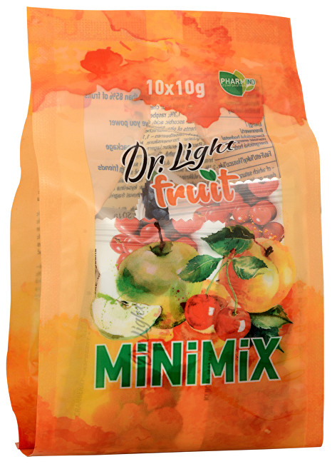 Pharmind Minimix Dr.Light Fruit 10 x 10 g