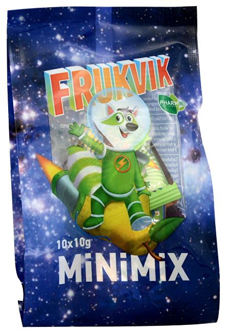 Zobrazit detail výrobku Pharmind MiNiMix Frukvik 10 x 10 g