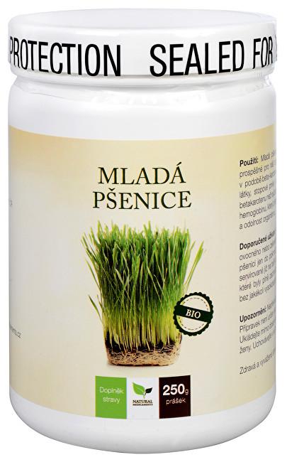 Zobrazit detail výrobku Natural Medicaments Mladá pšenice BIO 250 g