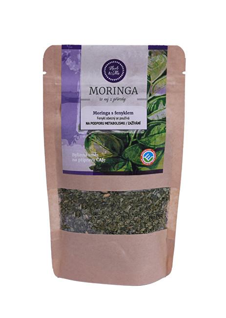 Zobrazit detail výrobku Herb & Me Moringa olejodárná s fenyklem obecným 30 g