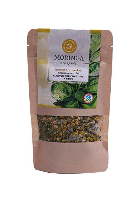 Zobrazit detail výrobku Herb & Me Moringa olejodárná s heřmánkem pravým 30 g
