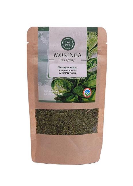 Moringa olejodárná s mátou peprnou 30 g