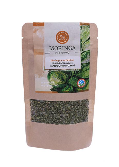 Zobrazit detail výrobku Herb & Me Moringa olejodárná s meduňkou lékařskou 30 g