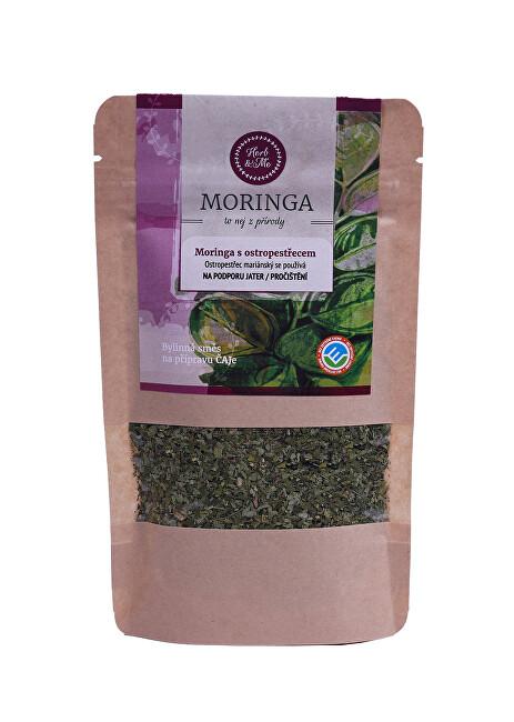 Moringa olejodárná s ostropestřcem 30 g