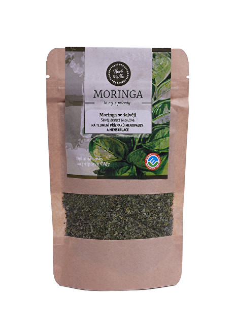 Moringa olejodárná se šalvějí lékařskou 30 g