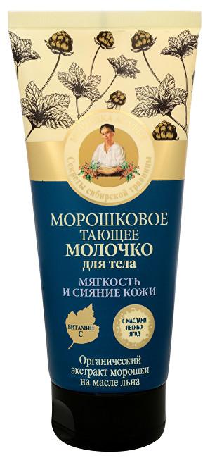 Babushka Agafia Moruškové tělové mléko pro jemnost a regeneraci 200 ml