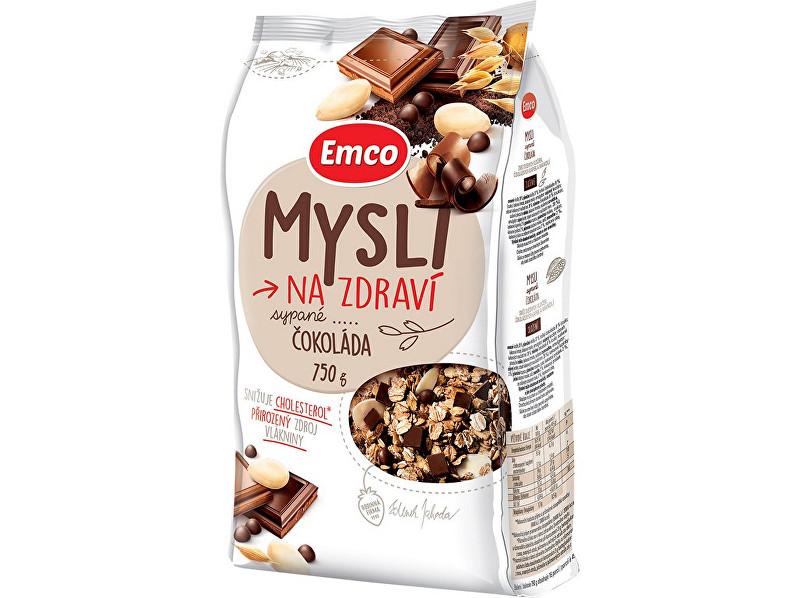 Zobrazit detail výrobku EMCO Mysli - Sypané čokoláda 750g