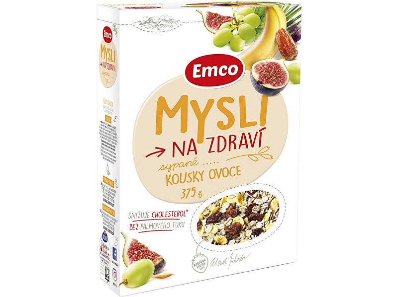 Zobrazit detail výrobku EMCO Mysli - Sypané s kousky ovoce 375g