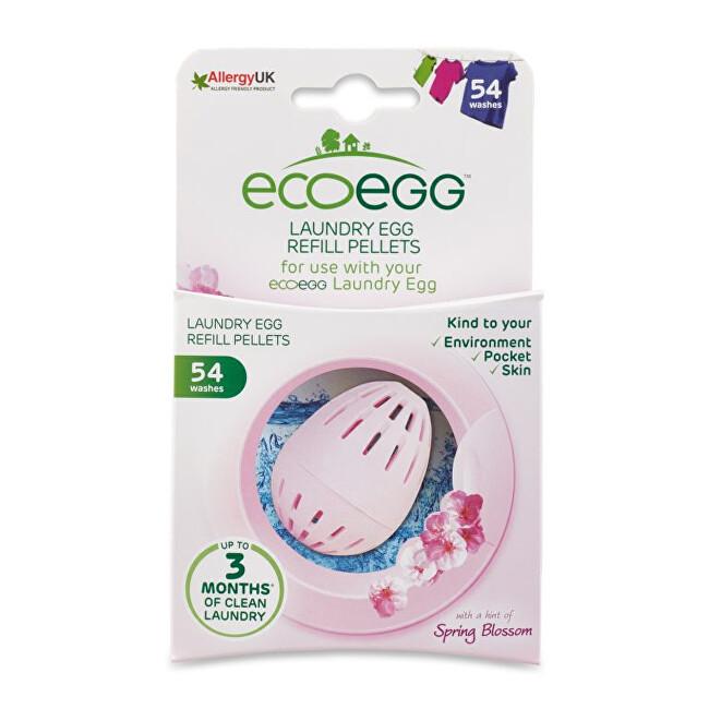 Zobrazit detail výrobku Ecoegg Náplň do pracího vajíčka 54 cyklů praní s vůní jarních květů