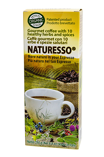 Zobrazit detail výrobku Monvitaly Naturesso s 10 bylinami 250 g