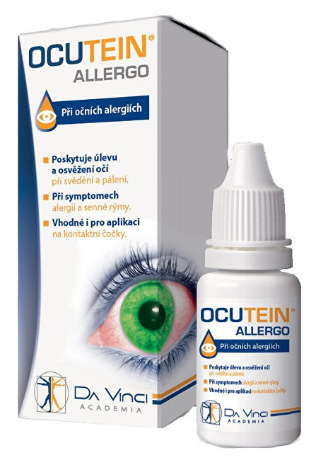 Zobrazit detail výrobku DaVinci Academia Ocutein ALLERGO 15 ml