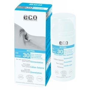 Zobrazit detail výrobku Eco Cosmetics Opalovací krém Neutral bez parfemace SPF 30BIO 100 ml