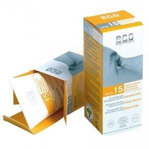 Zobrazit detail výrobku Eco Cosmetics Opalovací krém SPF 15BIO 75ml
