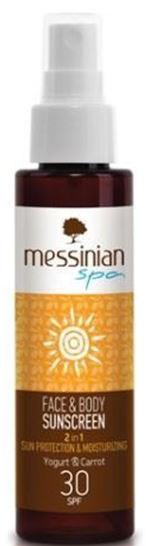 Zobrazit detail výrobku Messinian Spa Opalovací krém SPF 30 100 ml